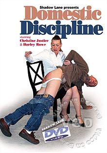 Domestic Discipline Box Cover
