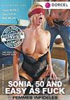 Video: Sonia, 50 And Easy As Fuck (English)