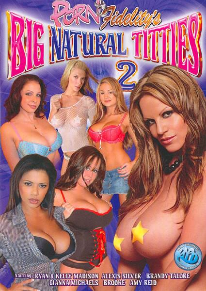 Big Natural Titties 2 Box Cover