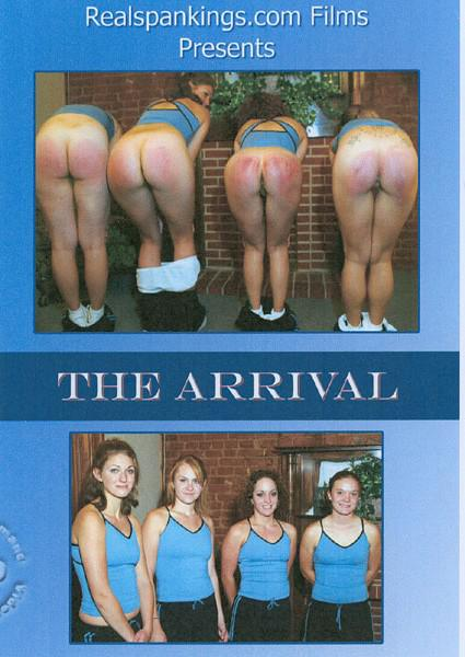 The Arrival Box Cover