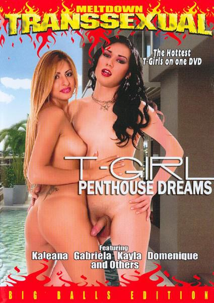 T-Girl Penthouse Dreams Box Cover