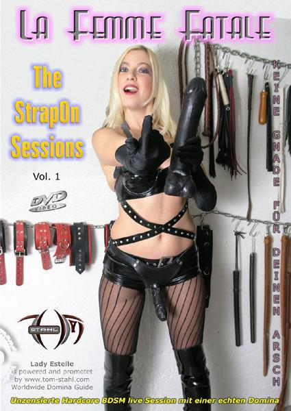 La Femme Fatale - The StrapOn Sessions Vol. 1 Box Cover