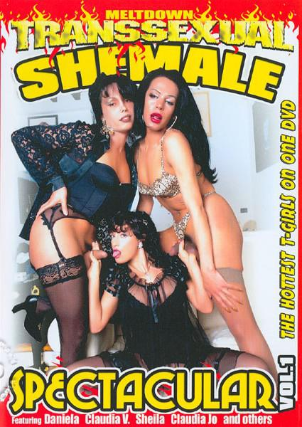 SheMale Spectacular Box Cover