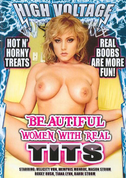 Beautiful Women With Real Tits Box Cover
