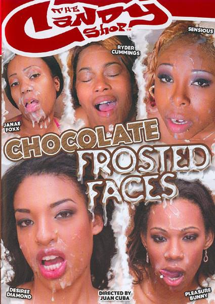 Chocolate Frosted Faces Box Cover