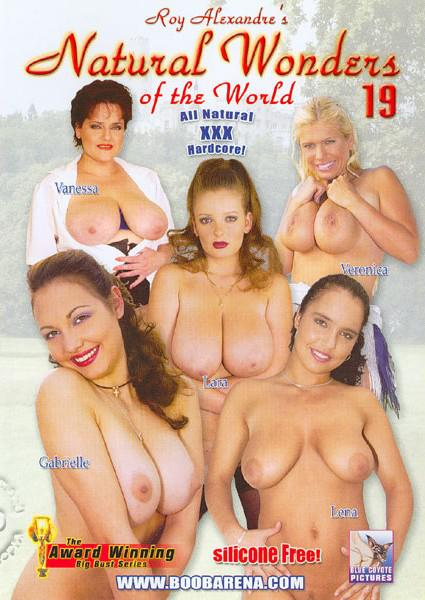 Natural Wonders Of The World 19 Box Cover