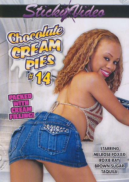 Chocolate Cream Pies #14 Box Cover