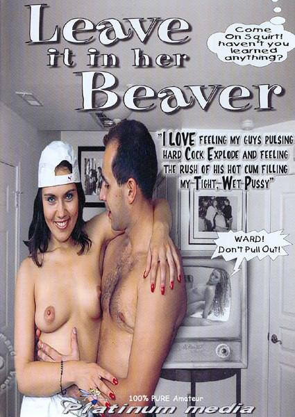 Leave It In Her Beaver Box Cover