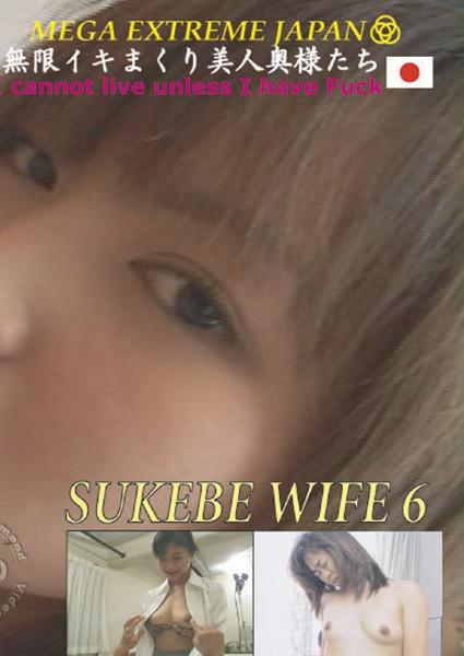 Sukebe Wife 6 Box Cover