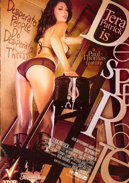Tera Patrick Is Desperate Box Cover