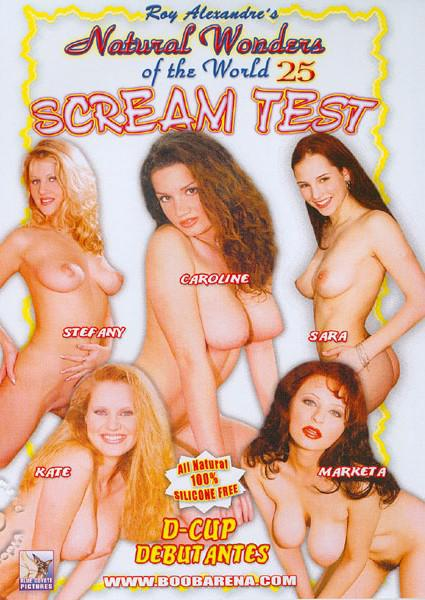 Natural Wonders Of the World 25 - Scream Test Box Cover