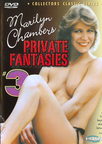 Marilyn Chambers Private Fantasies 3 Box Cover