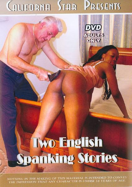Two English Spanking Stories Box Cover
