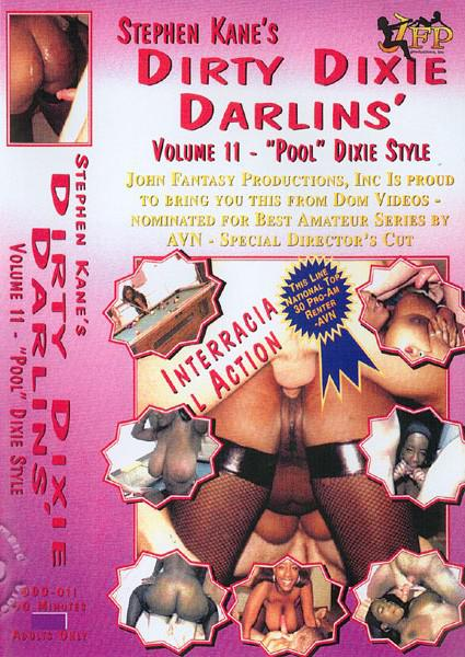 """Dirty Dixie Darlins' Volume 11 - """"Pool"""" Dixie Style"""