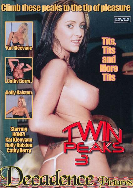 Twin Peaks 3 Box Cover