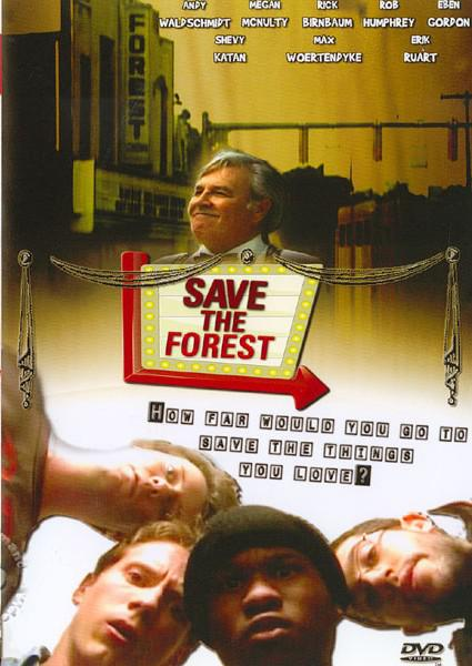 Save The Forest Box Cover