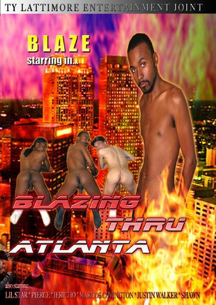 Blazing Thru ATL Box Cover