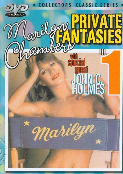 Marilyn Chambers Private Fantasies 1 Box Cover