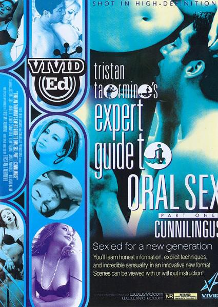 Tristan Taormino's Expert Guide To Oral Sex Part One Cunnilingus Box Cover
