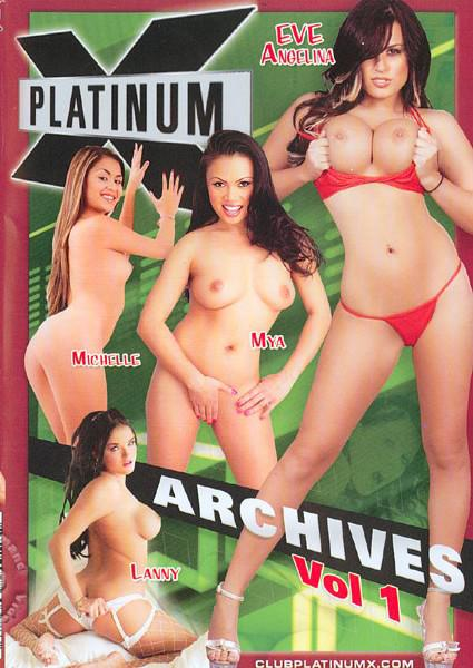Platinum X Archives Vol. 1 Box Cover