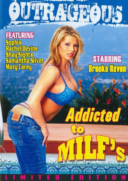 Addicted To MILF's Box Cover