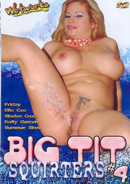 Big Tit Squirters #4 Box Cover