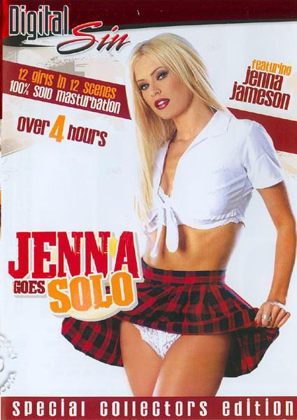 Jenna Goes Solo Box Cover