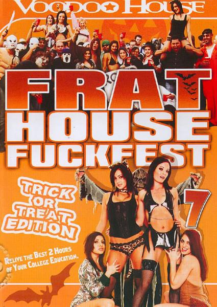 Frat House Fuckfest 7 - Trick Or Treat Edtion Box Cover