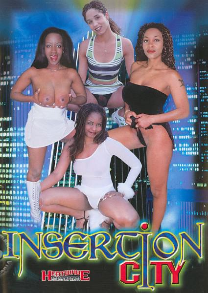 Insertion City Box Cover