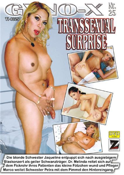 Gyno-X Nr. 27 - Transsexual Surprise Box Cover