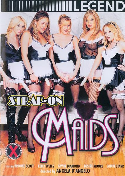 Strap-On Maids Box Cover