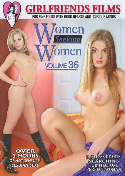 Women Seeking Women Volume 36 Box Cover