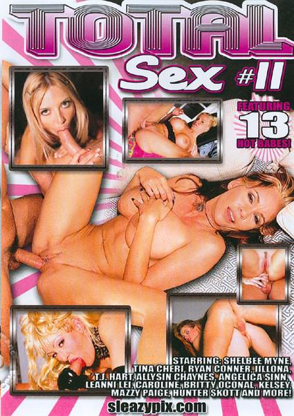 Total Sex #11 Box Cover