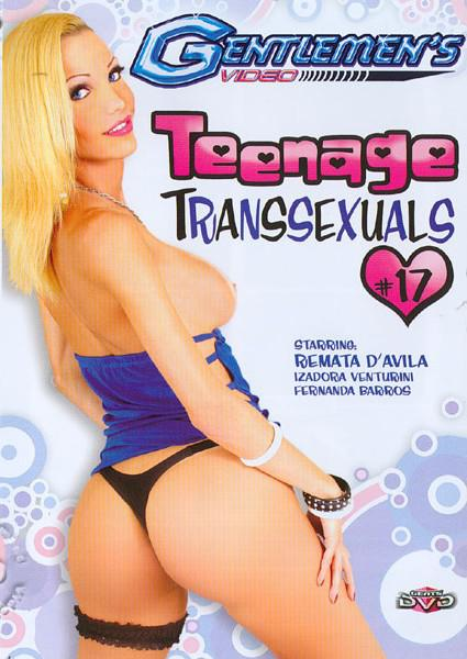 Teenage Transsexuals 17 Box Cover