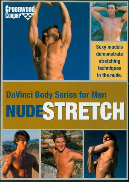 DaVinci Body Series For Men Nude Stretch Cover Front