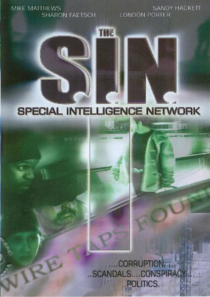 The S.I.N. -  Special Intelligence Network Box Cover