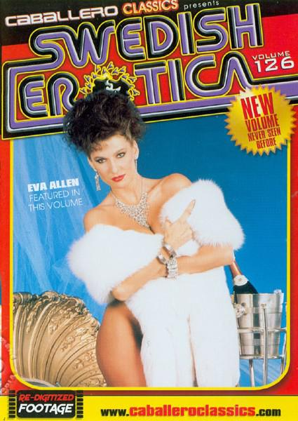 Swedish Erotica Volume 126 - Eva Allen Box Cover