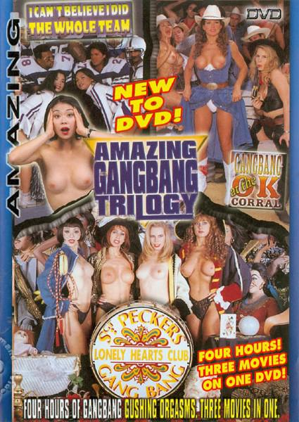 Amazing Gangbang Trilogy - I Can't Believe I Did The Whole Team