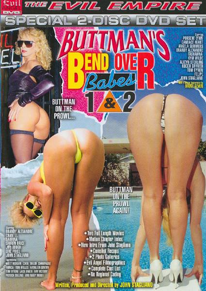 Bend Over Babes 2 Box Cover