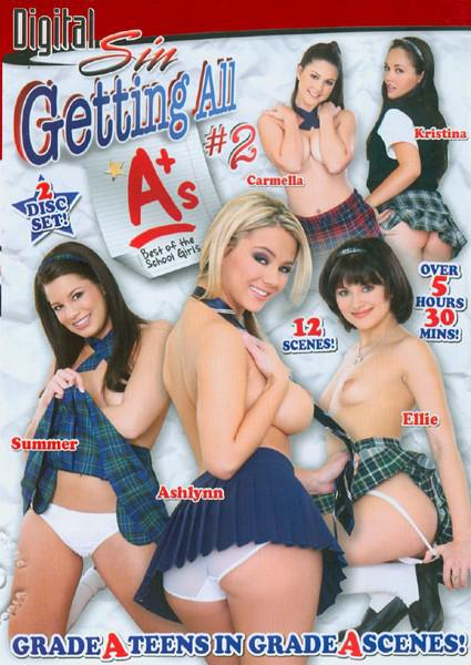 Getting All A+'s #2 (Disc 1) Box Cover