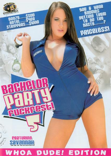 Bachelor Party Fuckfest! 5 Box Cover