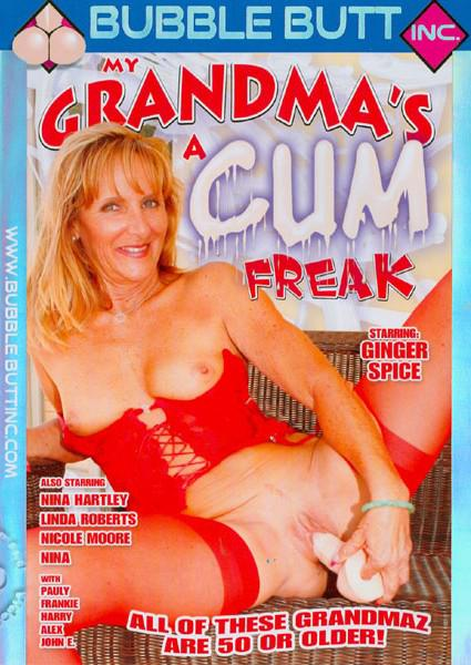 My Grandma's A Cum Freak Box Cover