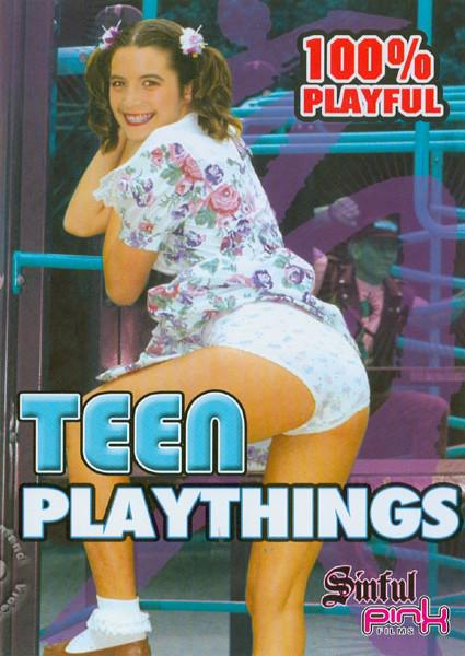 Teen Playthings Box Cover