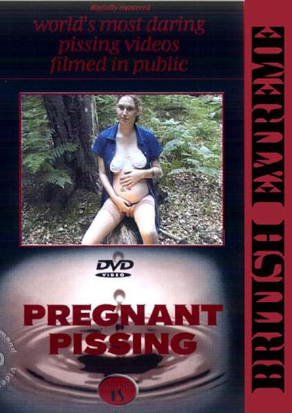 Pregnant Pissing Box Cover - Login to see Back