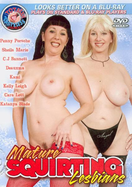 Mature Squirting Lesbians Box Cover