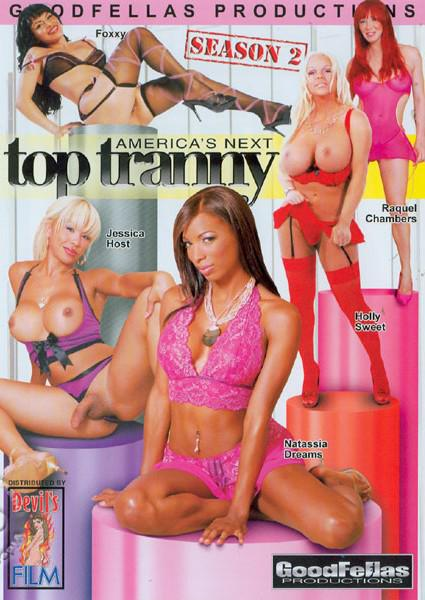 America's Next Top Tranny Season 2 Box Cover