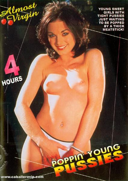 Poppin' Young Pussies Box Cover