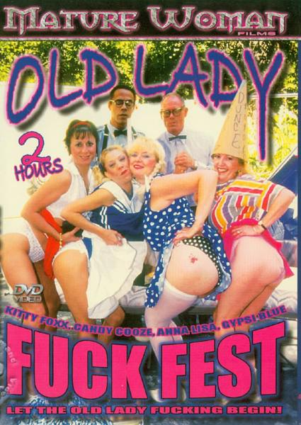 Old Lady Fuck Fest Box Cover