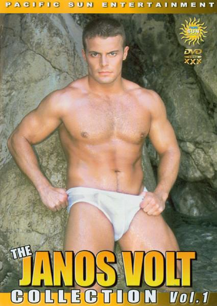 The Janos Volt Collection Vol. 1 Box Cover