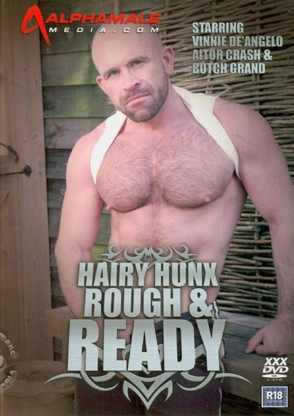 Hairy Hunk Rough & Ready Box Cover